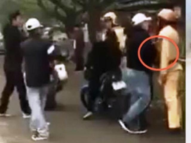 Đôi nam nữ đánh võng, vu CSGT đánh người bị phạt 7,3 triệu đồng