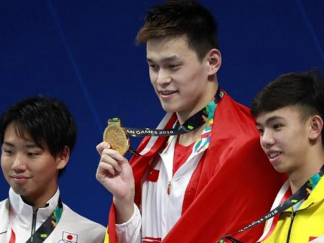 """Chấn động thể thao Trung Quốc: Siêu VĐV """"vàng đeo trĩu cổ"""" dùng búa làm bậy - 2"""