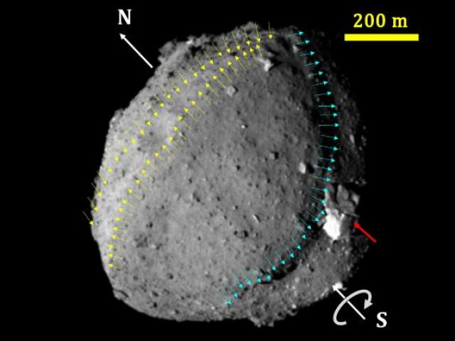 Tàu vũ trụ Nhật phát hiện điều bất ngờ ở nơi cách Trái đất 300 triệu km