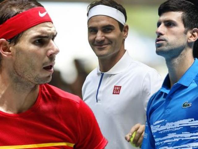 Nadal - Djokovic hài hước, phối hợp ăn ý: Hành động đẹp trước Australian Open - 2