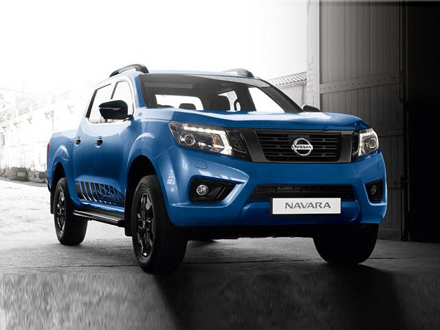 Nissan Navara trình làng phiên bản bán tải cao cấp nhất N-Guard 2020