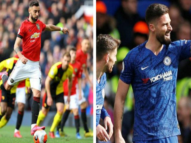 Vòng 27 Ngoại hạng Anh: Bom tấn MU sáng chói, Liverpool cân bằng kỷ lục Man City - 4