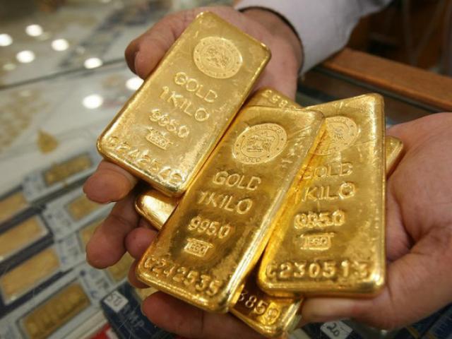 Giá vàng hôm nay 21/1: Tăng bốc đầu khi Mỹ có tân Tổng thống