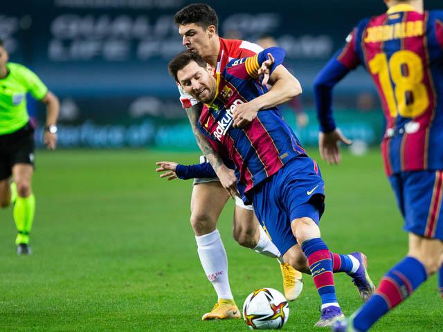 """Soi trận hot hôm nay: Messi và Barcelona """"báo thù"""", Tottenham tìm lại niềm vui"""