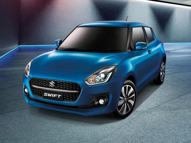 Suzuki Swift 2021 ra mắt thị trường Đông Nam Á, giá từ 428 triệu đồng