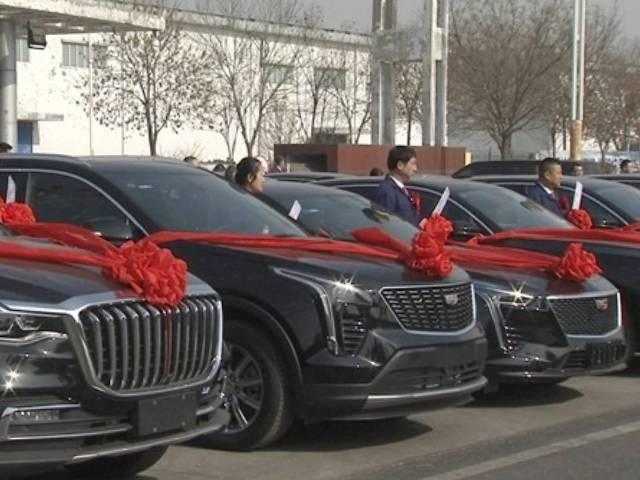 Cuối năm, công ty thưởng 40 ô tô cho nhân viên xuất sắc gây xôn xao