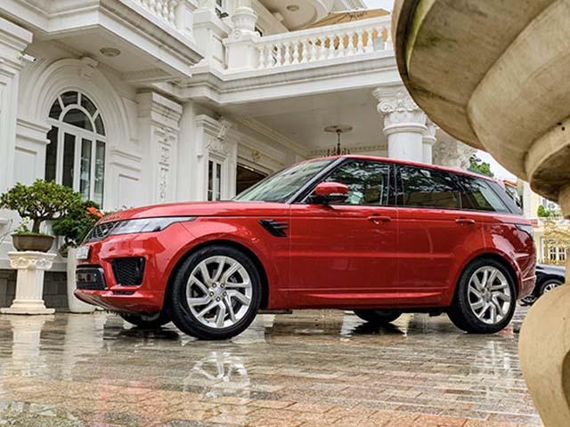 Range Rover Sport chạm mốc kỷ lục mới trên toàn cầu