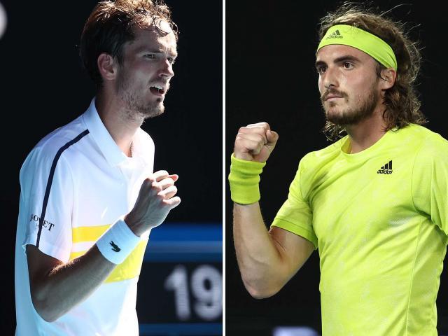 """""""Độc cô cầu bại"""" người Nga sáng cửa đi tiếp (bán kết Australian Open)"""