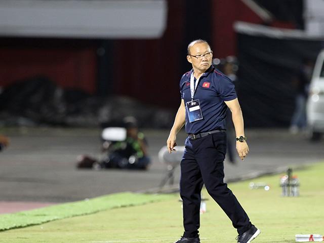 Bóng đá Thái Lan, Indonesia có làm HLV Park Hang Seo e ngại?