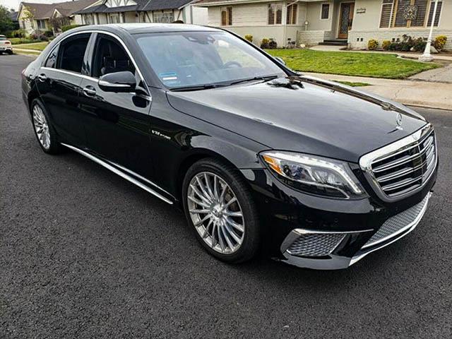 Gần 1,3 triệu xe Mercedes-Benz bị triệu hồi tại Bắc Mỹ