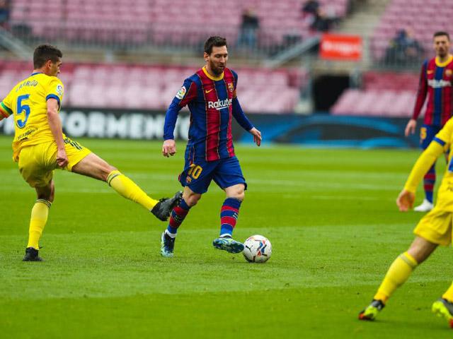 Trực tiếp bóng đá Barcelona - Cadiz: Chủ nhà chưa có bàn thắng thứ 2