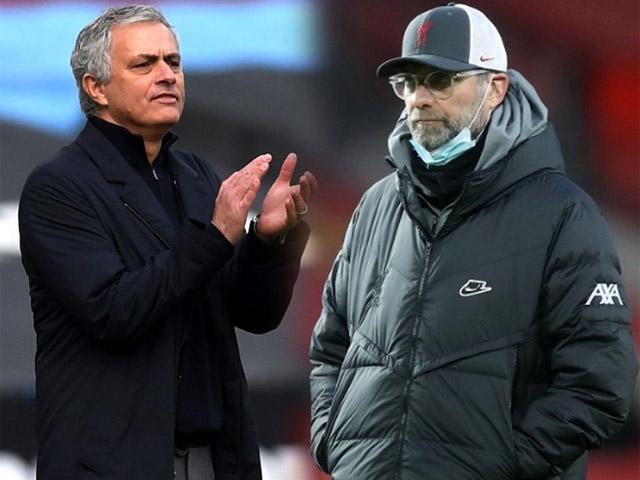 """Tỷ lệ Mourinho bị sa thải cao nhất Ngoại hạng Anh, Klopp như """"ngồi trên đống lửa"""""""
