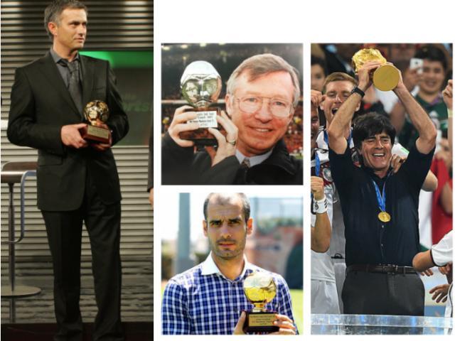 Mourinho bất ngờ ẵm giải HLV hay nhất thế kỷ: Hạ đẹp Guardiola và Sir Alex
