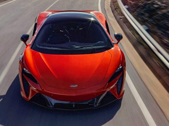 Siêu xe động cơ lai McLaren Artura được trình làng, có giá bán hơn 5,1 tỷ đồng