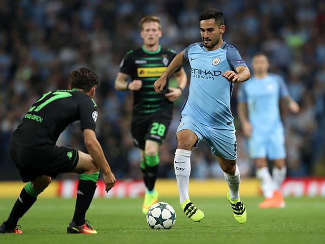 Nhận định bóng đá Monchengladbach - Man City: Khó cản sức mạnh cuồng phong