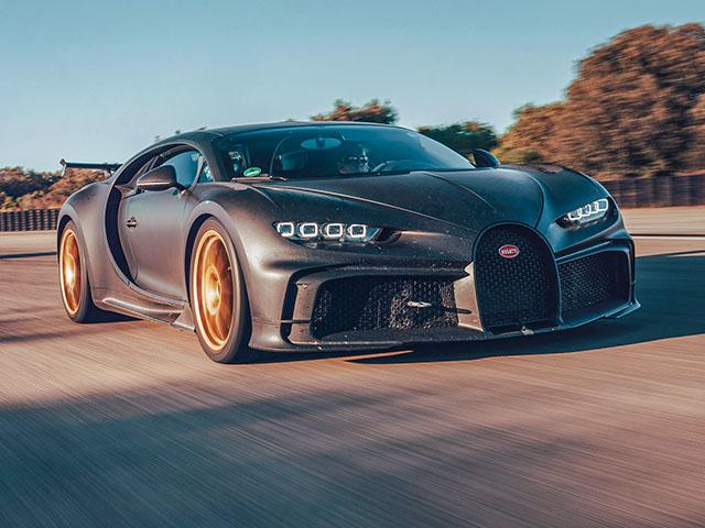 Thương hiệu siêu xe Bugatti sắp về tay tập đoàn mới tại châu Âu