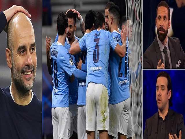 Man City thắng áp đảo Cúp C1: Huyền thoại MU sững sờ, lo bị vượt cú ăn ba 1998/99