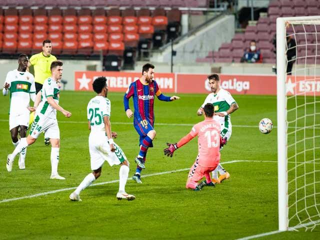 """Cực choáng Barca thắng kỷ lục 36-0: """"Hủy diệt"""" 12 trận, nạn nhân là đội nào?"""