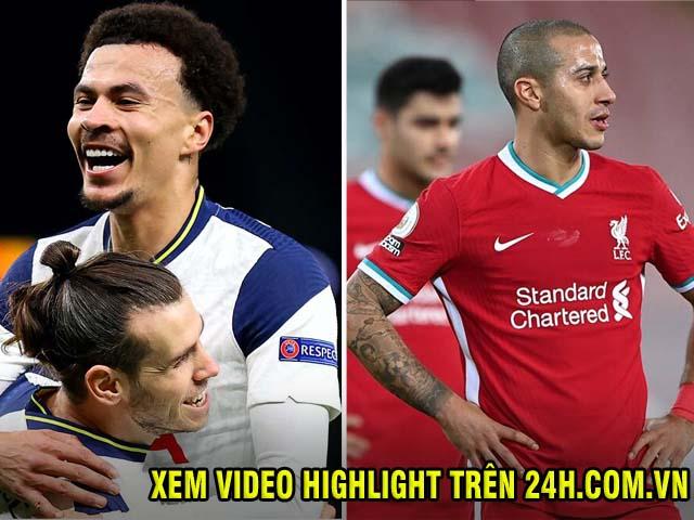 """Soi trận hot hôm nay: Liverpool - Tottenham vùi dập """"nhược tiểu"""", chặn đà khủng hoảng"""