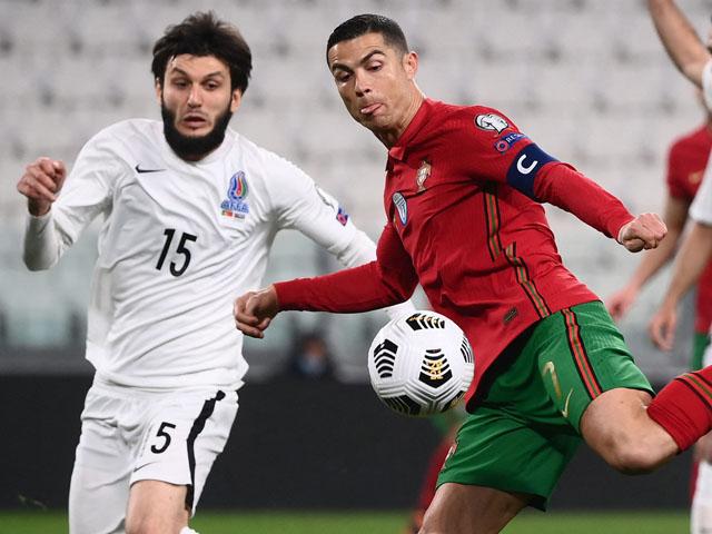 Trực tiếp bóng đá Serbia - Bồ Đào Nha: Fernandes đá chính, hỗ trợ Ronaldo