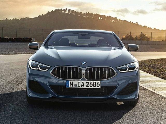 BMW 8 Series Gran Coupe lộ diện khi đang được vận chuyển cùng lớp nguỵ trang hời hợt - 5