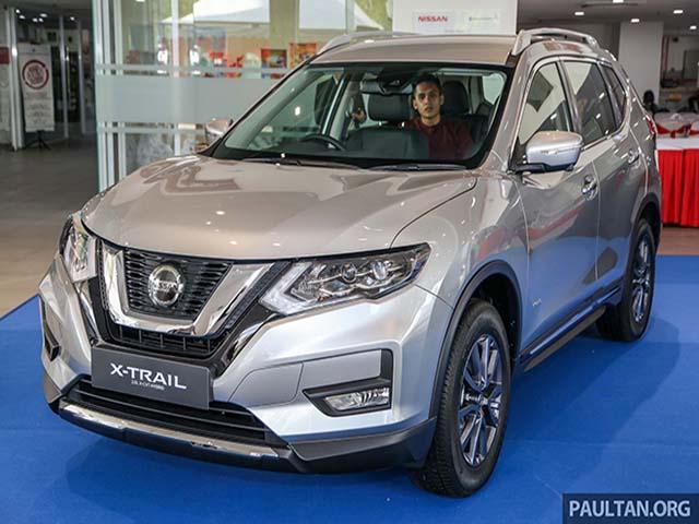 Nissan X-Trail N-Trek Limited Edition sản xuất giới hạn 500 chiếc trên toàn cầu - 10