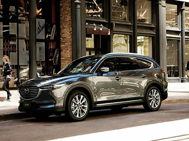 Mazda CX-8 sẽ được bàn giao tới khách hàng Việt trong tháng 7 - 5