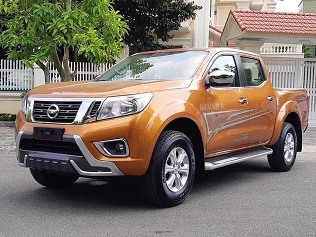 Giá lăn bánh xe bán tải Nissan Navara 2019 sau ngày thuế trước bạ tăng gấp ba