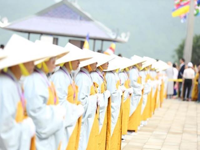[Ảnh]: Toàn cảnh khai mạc Đại lễ Phật đản Vesak 2019