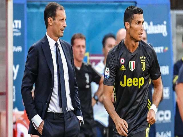 """""""Ông trùm"""" Ronaldo khao khát: Juventus mơ Pochettino chinh phục Cúp C1"""