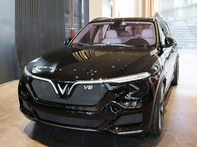 VinFast cho chạy thử nghiệm hai mẫu xe Lux và Fadil trên đường phố - 10