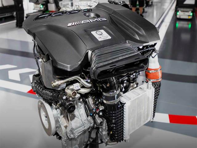 Mercedes-AMG GLC 43 4Matic 2020 được dự đoán ra mắt cuối năm nay - 8