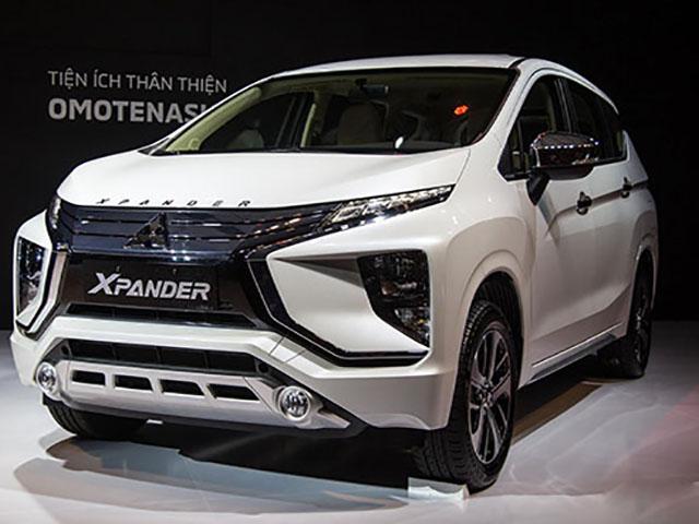 Có nên mua xe Mitsubishi Xpander - Ngôi sao đang lên chiếm vị trí dẫn đầu trong phân khúc?