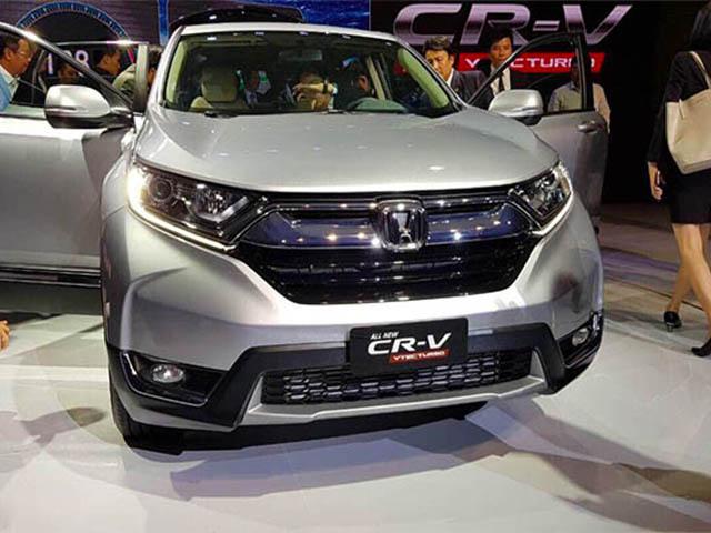 """Honda Việt Nam trả lời về vụ bị nghi """"dính"""" phanh trên xe CR-V - 4"""