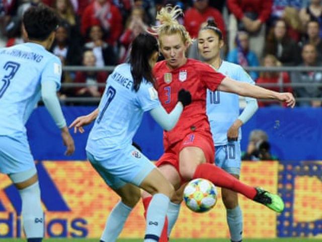 Mỹ - Thái Lan: Kinh hoàng 13 bàn, bắn phá tưng bừng (World Cup nữ)