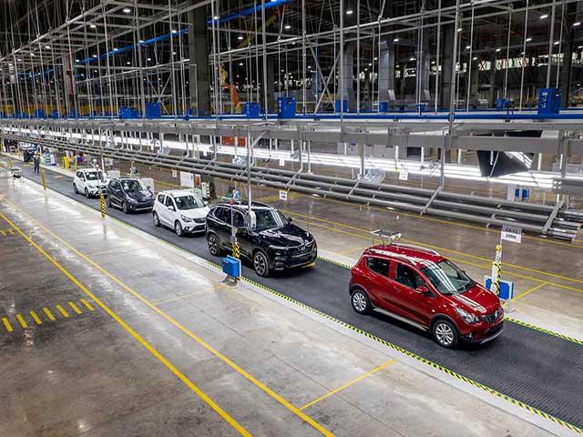 Nhìn lại hành trình 21 tháng của Vinfast - nhà máy ô tô đầu tiên của Việt Nam
