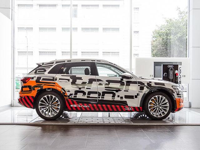 Lộ diện hình ảnh Audi SQ8 phiên bản thể thao động cơ diesel V8 tăng áp kép 4.0L - 10