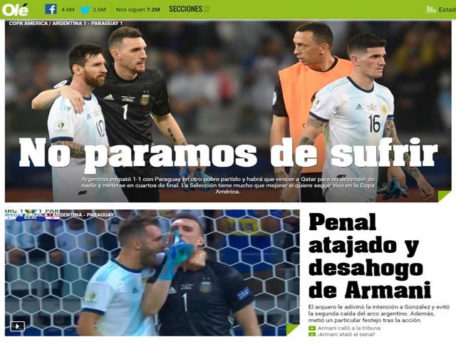 Argentina, Messi bét bảng Copa America: Cửa đi tiếp thế nào, có sớm gặp Brazil? - 3