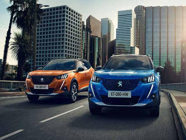 Peugeot 2008 thế hệ mới đối thủ mới của Ecosport và Kona