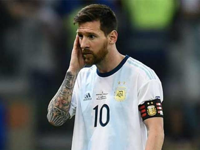 """Argentina - Messi muốn vô địch Copa America: Dẹp bỏ ân oán, """"cầu cứu"""" Dybala - 3"""