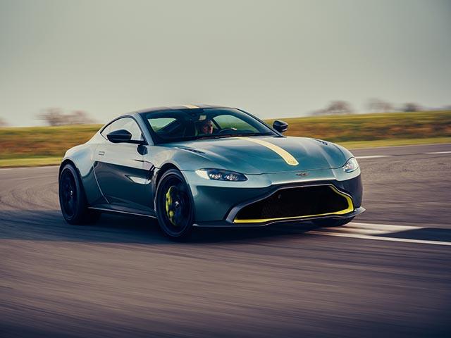 Hãng xe Aston Martin nhận đặt hàng siêu xe giới hạn toàn cầu