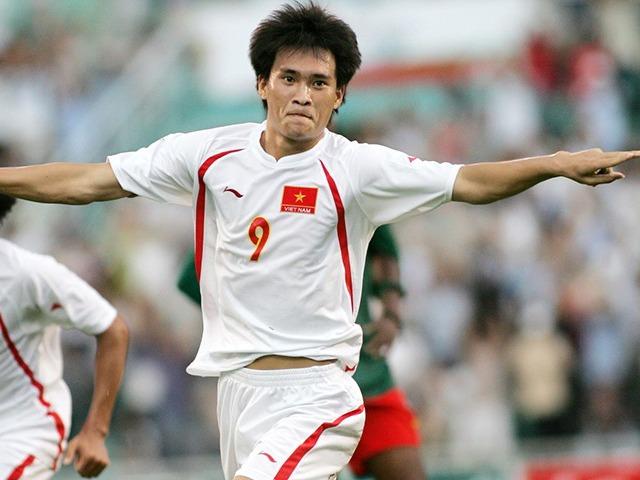 AFC giải thích về việc chọn Công Vinh là huyền thoại ASEAN