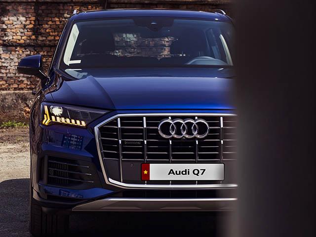 Audi Q7 vừa ra mắt tại Việt Nam có những gì đặc biệt