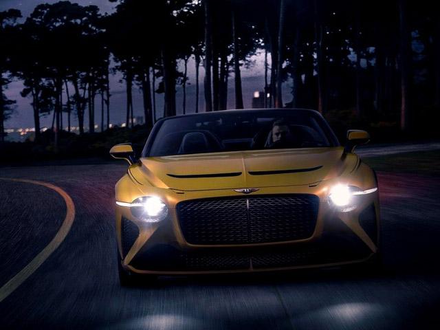 Ngắm Bentley Mulliner Bacalar mui trần giá triệu đô, chỉ 12 chiếc trên toàn cầu