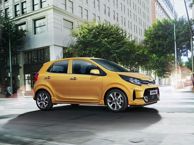Kia Morning 2021 chính thức ra mắt, giá từ 224 triệu đồng