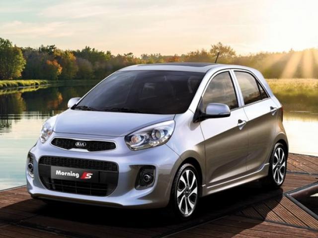 Giá xe Kia Morning cập nhật tháng 5/2020 đầy đủ các phiên bản