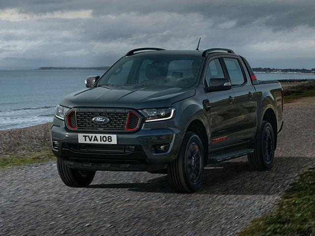 """Ford Ranger Thunder trình làng, mẫu bán tải """"sấm sét"""" giới hạn 4500 chiếc toàn cầu"""