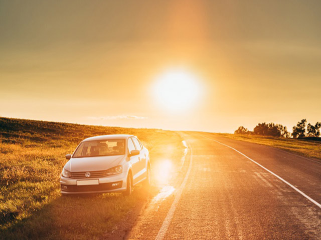 Cách giải nhiệt cho ô tô khi du lịch mùa hè nắng nóng