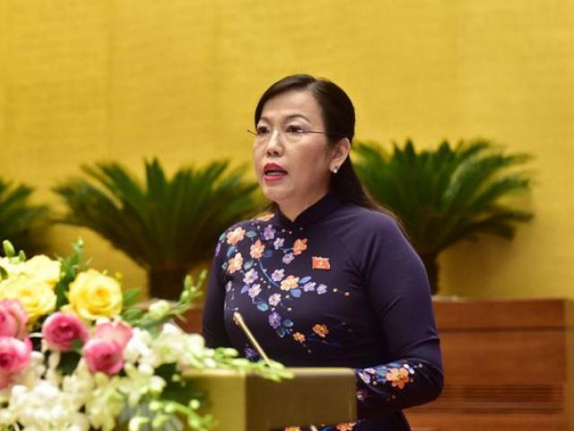 Bộ Chính trị điều động bà Nguyễn Thanh Hải làm Bí thư Tỉnh ủy Thái Nguyên thay ông Trần Quốc Tỏ