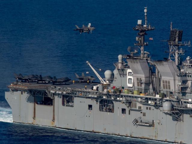 Kế hoạch mới của Mỹ nhằm ngăn chặn Trung Quốc tại Biển Đông